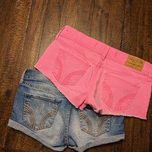 Hollister Shorts Bundle